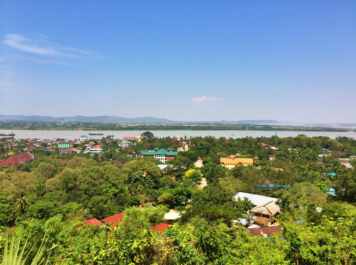 City of Mawlamyine